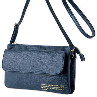 ズッカ(ZUCCa)の【InRed 19年5月号付録】ズッカ特製 スマホも長財布も入る上質なポシェット(ショルダーバッグ)