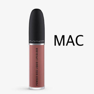 MAC - MAC マック  パウダーキス リキッドリップカラー オーバーザトープ