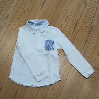ベルメゾン(ベルメゾン)の子ども シャツ  120 ベルメゾン(ドレス/フォーマル)