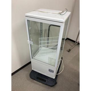 4面ガラス冷蔵ショーケースRT-78Lかいてんいちばドリンク飲食販売店舗業務