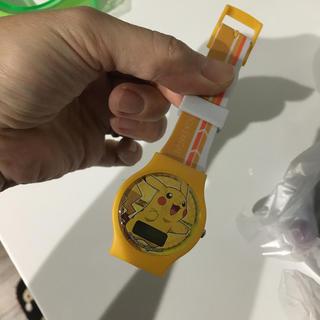 ポケモン(ポケモン)の腕時計 ぴかちゅう(腕時計)