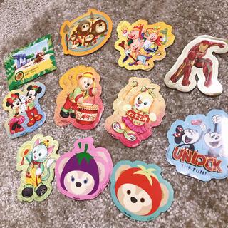 Disney - 香港ディズニー シール 海外限定
