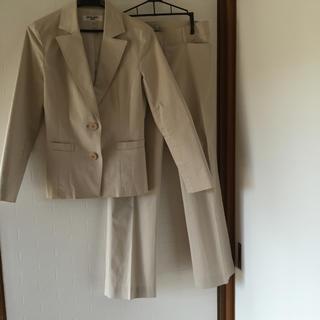 ナチュラルビューティーベーシック(NATURAL BEAUTY BASIC)のナチュラルビューティーパンツスーツ(スーツ)