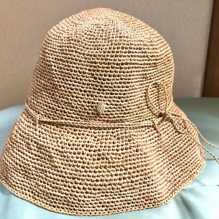 ヘレンカミンスキー(HELEN KAMINSKI)の美品 ヘレンカミンスキー プロバンス8(麦わら帽子/ストローハット)