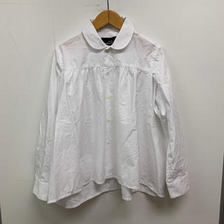 COMME des GARCONS - tricot COMME des GARCONS 定番綿ブロードブラウス(S)