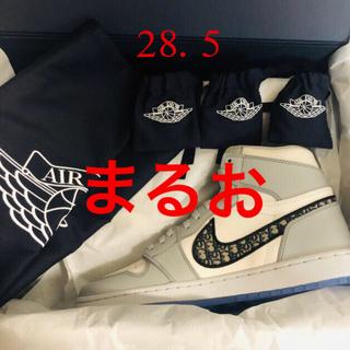 Dior - DIOR×NIKE AIR JORDAN 1 HIGH OG 28.5