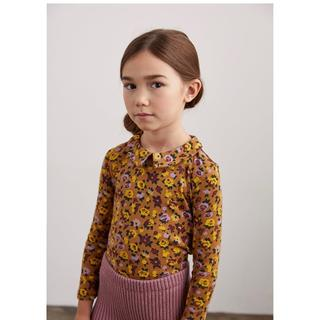 Caramel baby&child  - Misha and Puff Brimfield Collar Top