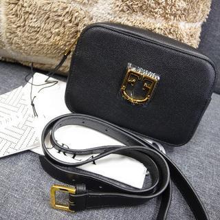 フルラ(Furla)のほぼ未使用☆フルラ ウエストバッグ ヴェルベデーレ ウエストポーチ バッグ 財布(ボディバッグ/ウエストポーチ)