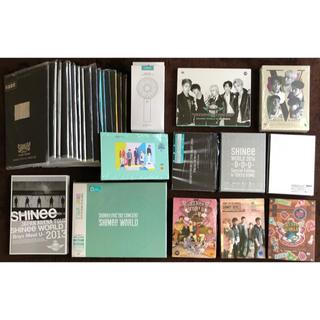 シャイニー(SHINee)のSHINee DVD Blu-ray ブルーレイ グッズ トレカ fc seek(K-POP/アジア)