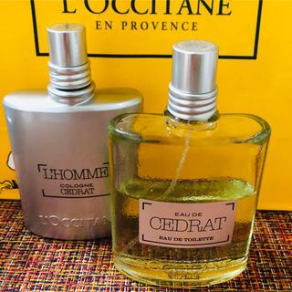 L'OCCITANE - L'OCCITANE セドラ セドラオム オードトワレ