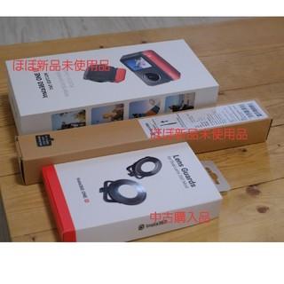 Insta360 ONE R 360度版 自撮り棒付き 2020/09/20購入