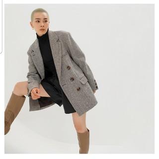 SeaRoomlynn - シールームリン Fabricオーバーテーラードジャケット