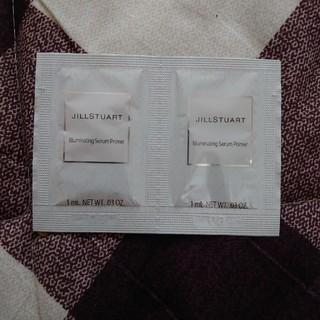 ジルスチュアート(JILLSTUART)のジルスチュアート 美容液化粧下地 02    オーロララベンダー サンプル(サンプル/トライアルキット)
