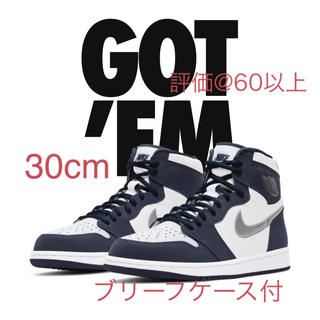 NIKE - 【30cm】ジョーダン1 HIGH OG CO.JP Midnight Navy