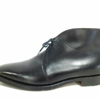 ジョンロブ ショートブーツ 7 1/2 メンズ -(ブーツ)