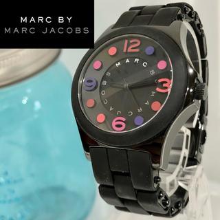 マークバイマークジェイコブス(MARC BY MARC JACOBS)の115マークバイマークジェイコブス時計 レディース腕時計 新品電池(腕時計)