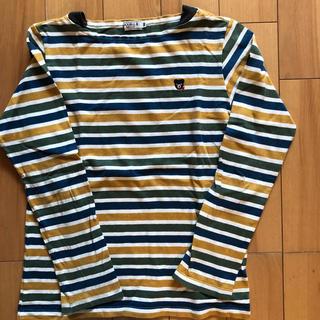 DOUBLE.B - DOUBLE-BロングTシャツ