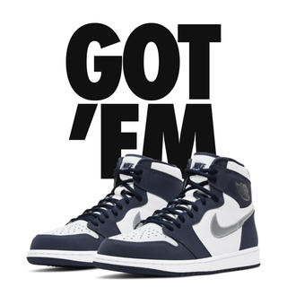 NIKE - 【29.0cm】AIR JORDAN1 HIGH OG CO.JP