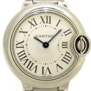 Cartier - カルティエ 腕時計 バロンブルーSM SS