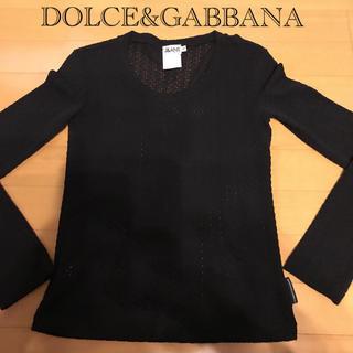 DOLCE&GABBANA - ドルチェアンドガッパーナのロンT