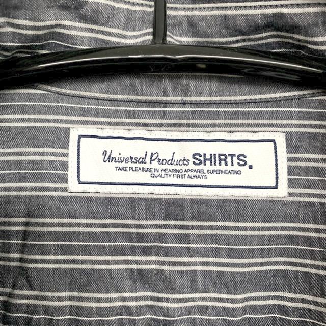 1LDK SELECT(ワンエルディーケーセレクト)の【 Universal Products 】 ユニバーサルプロダクツ 長袖シャツ メンズのトップス(シャツ)の商品写真