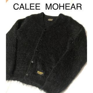 キャリー(CALEE)の◎ ふっわふわの毛足の長いモヘア! ◎ CALEE モヘア ニット カーディガン(カーディガン)