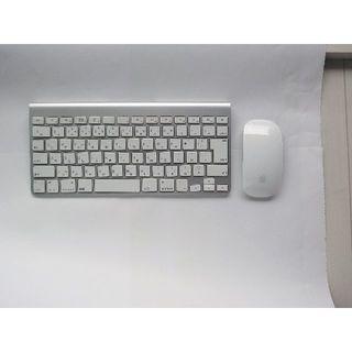 Apple Mac純正 マジックキーボード&マウス