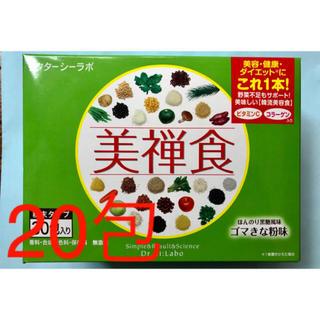 Dr.Ci Labo - ドクターシーラボ 美禅食 ゴマきな粉味 20包