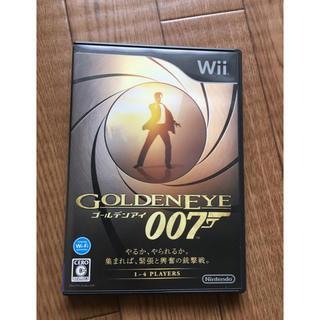 Wii - wii  ゴールデンアイ 007