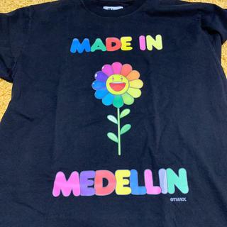J Balvin x 村上 隆 / Made in Medellin Tee M