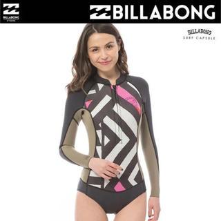 ビラボン(billabong)のビラボン ロンスリ ウェットスーツ レディース BILLABONG スプリング(サーフィン)