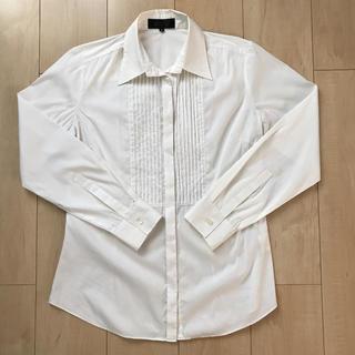 アンタイトル(UNTITLED)のUNTITLED レディースシャツ ブラウス サイズ2(シャツ/ブラウス(長袖/七分))