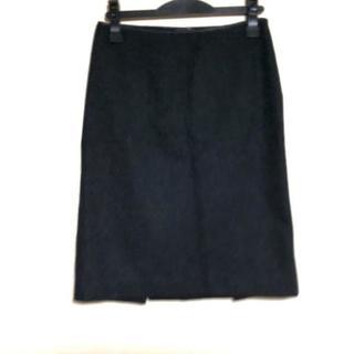 フェンディ(FENDI)のフェンディ スカート サイズ38 S - 黒(その他)