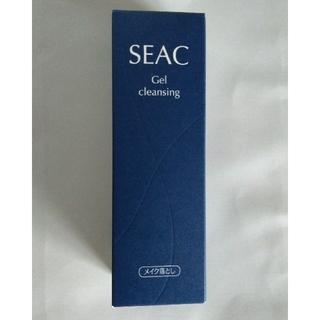【最終値下げ】SEAC シーク ジェルクレンジングS 60ml(クレンジング/メイク落とし)