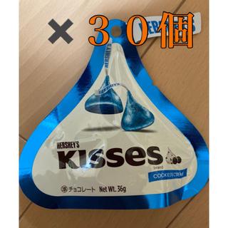ブルボン - HERSHEY'S  Kisses チョコレート 36g✖️30袋