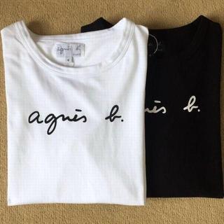 agnes b. - 【2枚長袖本物】agnes b. アニエス?ベーTシャツ2枚Lサイズ