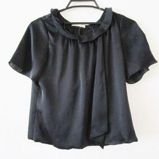 ローズティアラ(Rose Tiara)のローズティアラ 半袖カットソー サイズS -(カットソー(半袖/袖なし))