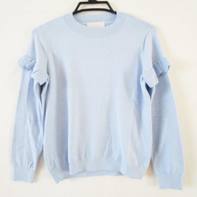 Chesty(チェスティ)のチェスティ 長袖セーター サイズF美品  レディースのトップス(ニット/セーター)の商品写真