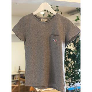 メゾンキツネ(MAISON KITSUNE')の【MAISON KITSUNE】メゾンキツネ  Tシャツ Sサイズ(Tシャツ(半袖/袖なし))