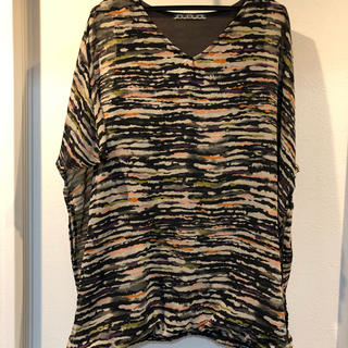 パピヨネ(PAPILLONNER)のパピヨネ カットソー(Tシャツ/カットソー(半袖/袖なし))