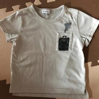 グリーンレーベルリラクシング(green label relaxing)の子供半袖Tシャツ(Tシャツ/カットソー)