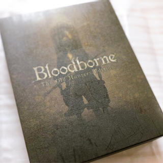 PlayStation4 - PS4 Bloodborne The Old Hunters Edition