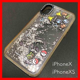 ポケモン(ポケモン)のCASETiFY ポケモンコラボ iPhone X, iPhone XS ケース(iPhoneケース)
