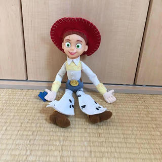 トイストーリー(トイ・ストーリー)のディズニー トイストーリー ジェシー 人形 フィギア (キャラクターグッズ)