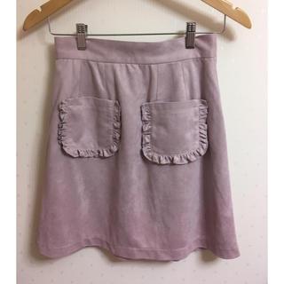 アンクルージュ(Ank Rouge)のアンクルージュのスカート(ミニスカート)