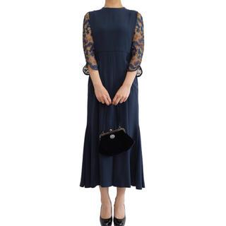 mame - mame ☆ lace I line dress