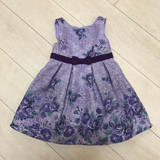 ANNA SUI mini - アナスイミニ ワンピース ドレス