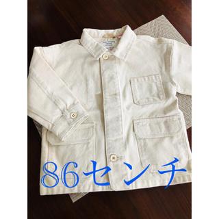 ザラキッズ(ZARA KIDS)のZara Baby Boy 帆布ジャケット(ジャケット/コート)