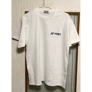 ヨネックス(YONEX)のヨネックスTシャツ ホワイト ユニM(ウェア)