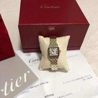 Cartier - カルティエ時計 サントス レディース 時計
